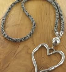 long heart pendant necklace images Jewellery england wardleys gifts jpg