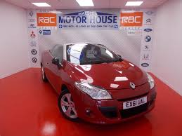 used renault megane dynamique tomtom 1 4 cars for sale motors co uk