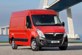 opel movano opel and vauxhall launch second generation movano van