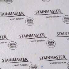 stainmaster plus rebond carpet pad