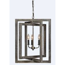 Pendant Light For Entryway Wood Pendant Lights You U0027ll Love Wayfair
