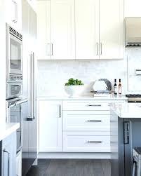 Houzz Kitchen Cabinet Hardware Kitchen Cabinets Cabinet Hardware Placement Ideas Houzz Kitchen