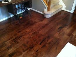 hardwood in foyer