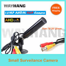 Small Cameras For Home Free Shipping 960p 1 3mp Ahd Camera Small Bullet Camera 1 3mp Ahd