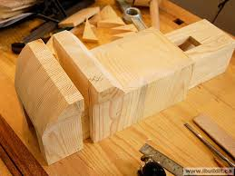 making a wooden vise page 2
