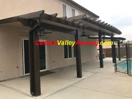 Motorized Pergola Cover by Central Valley Awning And Patio