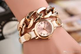 luxury bracelet watches images New fashion gold mechanical band ladies watches luxury women jpg