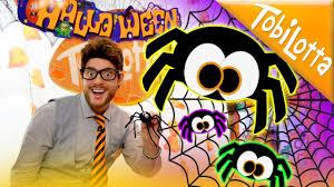 minute halloween deko minute spinne basteln spinne deko