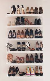 Ikea Shoe Storage Best 25 Shoe Organizer Closet Ideas On Pinterest Shoe Organizer