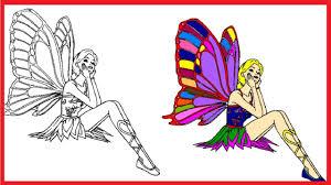 barbie coloring pages barbie disney colouring book colors