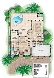 Home Floor Plans Mediterranean Two Story House Plans Mediterranean Homes Zone