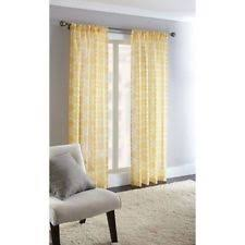 45 32 200 50 walmart curtains for bedroom better homes home trends curtains drapes and valances ebay