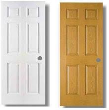 manufactured home interior doors raised 6 panel interior door 24 x 78 white
