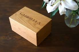 personalized wooden jewelry box unique wooden gifts makemesomethingspecial