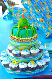37 best sea party images on pinterest octopus cake birthday