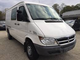 dodge cargo 2006 dodge sprinter cargo 2500 140 wb 3dr extended cargo in