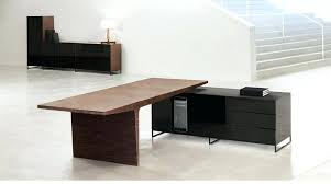 Modern Executive Desks Contemporary Executive Desk Bethebridge Co