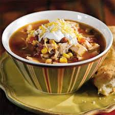turkey soup with green chile biscuits recipe turkey