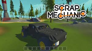 Ford Raptor Mini Truck - scrap mechanic jimco ford raptor trophy truck cars youtube