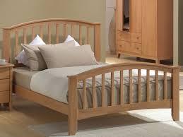 Wooden Beds Frames 4ft Bed Frames Joseph Bed Frame 4ft 6 Maple Wooden Bed