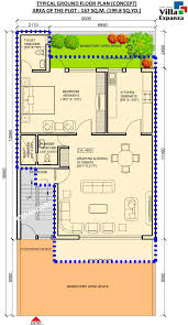 jaypee villa expanza country homes ii in sector 25 yamuna express