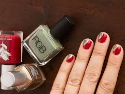 4 holiday nail designs you can do at home