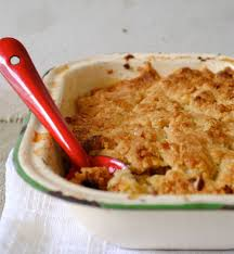 apple pear crumble easy apple pear and rosemary crumble recipe all4recipes