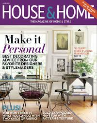 house home magazine june 2016 au lit fine linens have you ever discovered a home in a magazine that immediately made you want to throw out all of your current furniture and start fresh