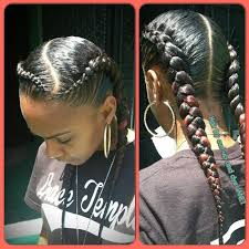 weave two duky braid hairstyle 78 best braid styles images on pinterest braid hair styles