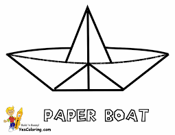paper airplane coloring page superb sailing boat coloring pages boats free ship colori and pinki