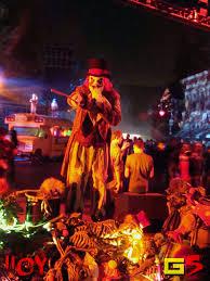 halloween horror nights 2010 halloween horror nights review 2011 gamingshogun