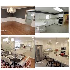 Property Brothers Kitchens by Suburban Atlanta Kitchen Before And After Property Brothers