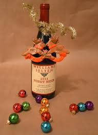 use a personalized ornament to make a semi generic gift special