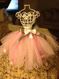 tutu centerpieces for baby shower 41 best pink leopard baby shower images on leopard