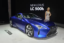 lexus lc 500 interni lexus u0027un cenevre yıldızı lc 500h