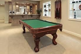 how big is a full size pool table visalia pool table room sizes pool table room dimensions chart