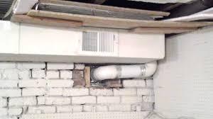 basement support beam replacement denver youtube
