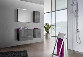 badezimmer set grau sam 4tlg badezimmer set spiegelschrank grau 80 cm verena