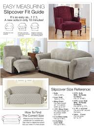 how to measure sofa for slipcover style guides easy fit slipcover guide brylanehome