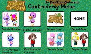 Animal Crossing Memes - animal crossing controversy meme by xmari chanx on deviantart