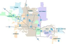 Gilbert Arizona Map by Azblue Find A Doctor Alliance Hmo Network Maricopa County