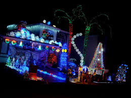 Christmas Lights House by With No Snow To Frollic In Check Out These Christmas Lights