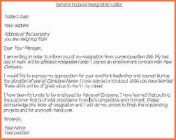 9 how to write a resignation letter sample sales report template