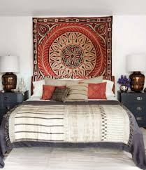 Bohemian Style Bedroom Interior Design - Bohemian style interior design