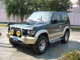 mitsubishi shogun 2000 mitsubishi pajero cars specifications technical data
