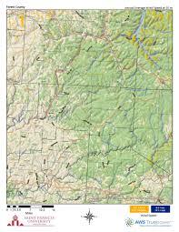 Delorme Maps Pennsylvania Wind Maps St Francis University