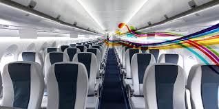 Airplane Interior Hsh Aerospace Finishes Aerospace Technology