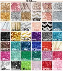 fabric for table runners wedding sequin fabric swatch sle choose your color free ship for your