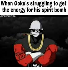 Meme Own Photo - jiren s own over powered meme montage otakukart