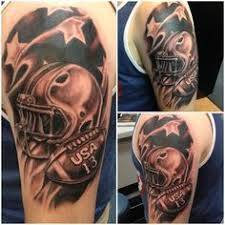 16 best american football tattoos images on pinterest american